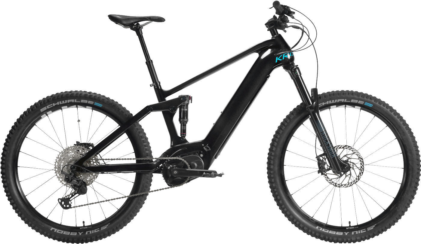 KRISTALL E-650 All Mountain Brose E-MTB